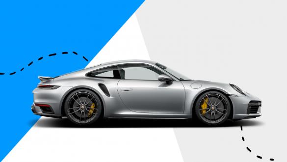 Погодный таргетинг и programmatic  для Porsche 911