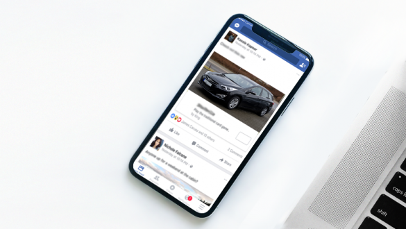 Custom data segments for Hyundai dealership
