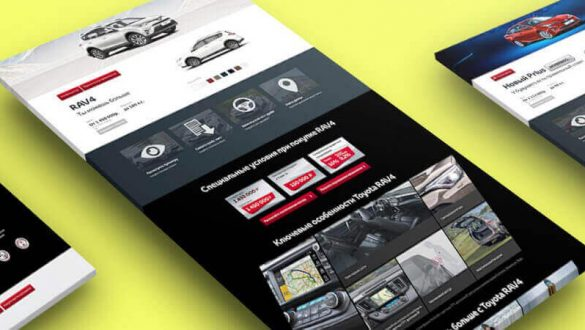 Programmatic реклама + TV Sync  для автодилера Toyota
