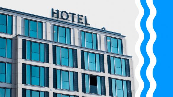 Dynamic Creative for a 5-star hotel