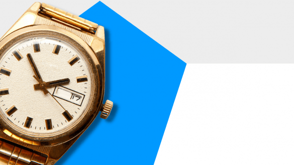 Programmatic solution for luxury watches brand