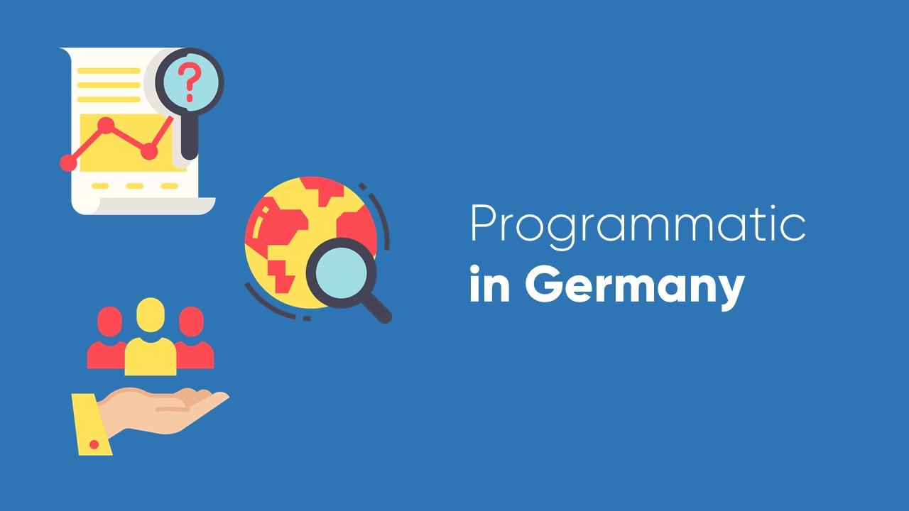 Programmatic in Germany