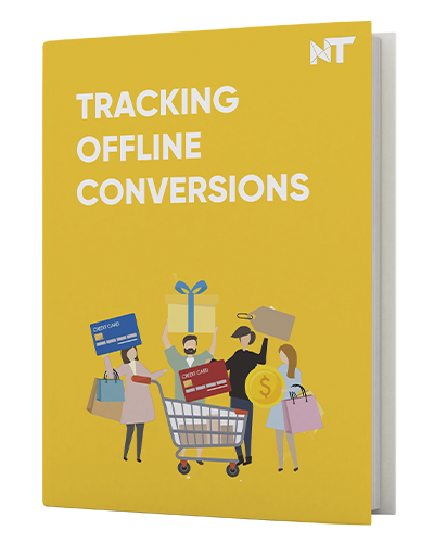Tracking offline conversions