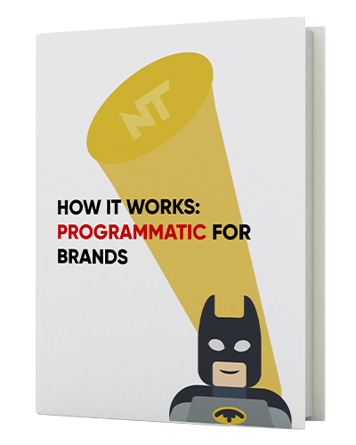 How it works: Programmatic for brands