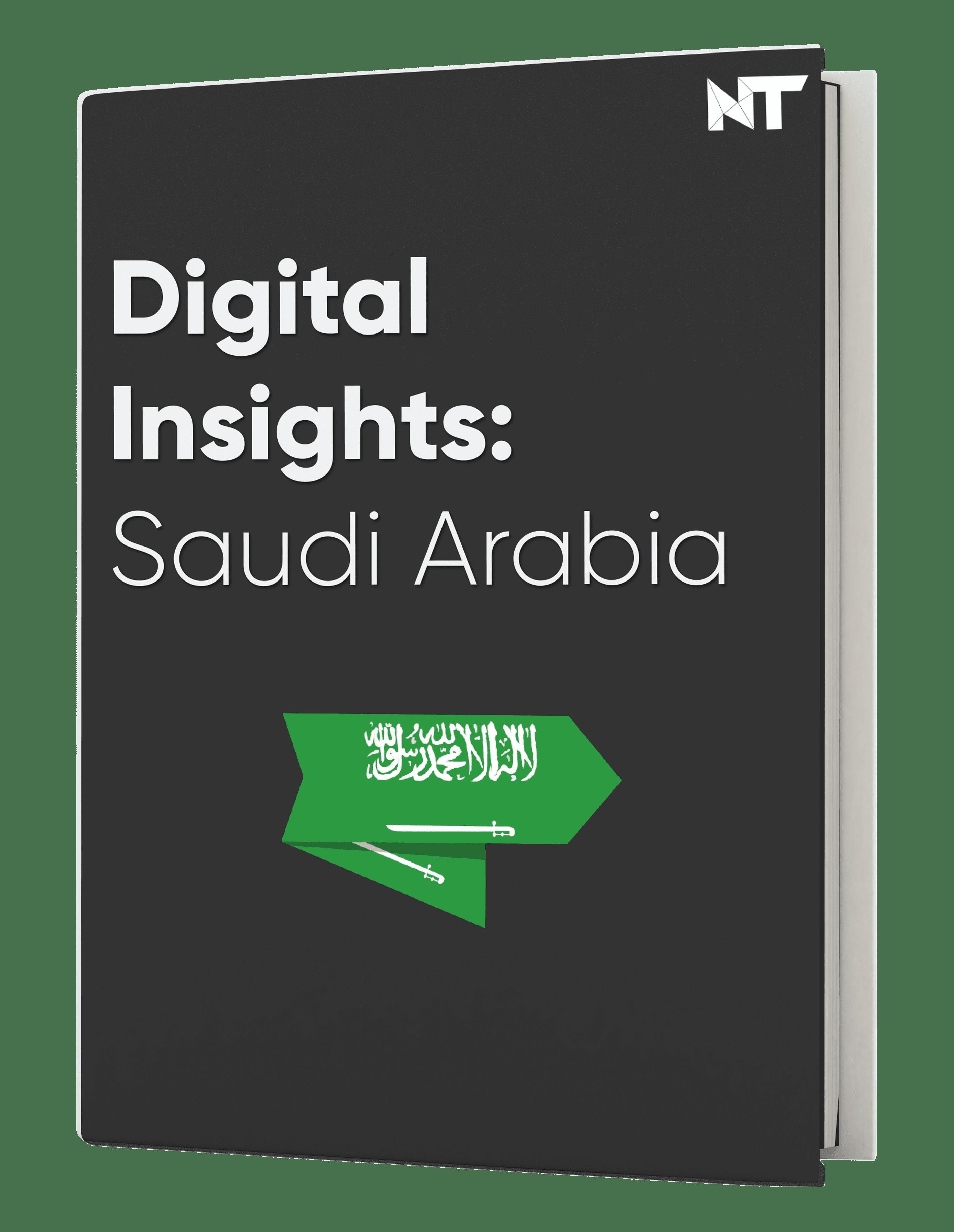 Digital Insights: Saudi Arabia